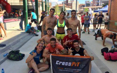 Quatre equips de CrossFit SJD participen als X-Fire