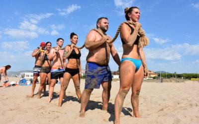 Beach WOD: sol, sorra, aigua… i CrossFit!