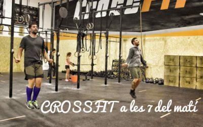 """""""CrossFit es salud, deporte, compañerismo, familia, alcanzar retos"""""""