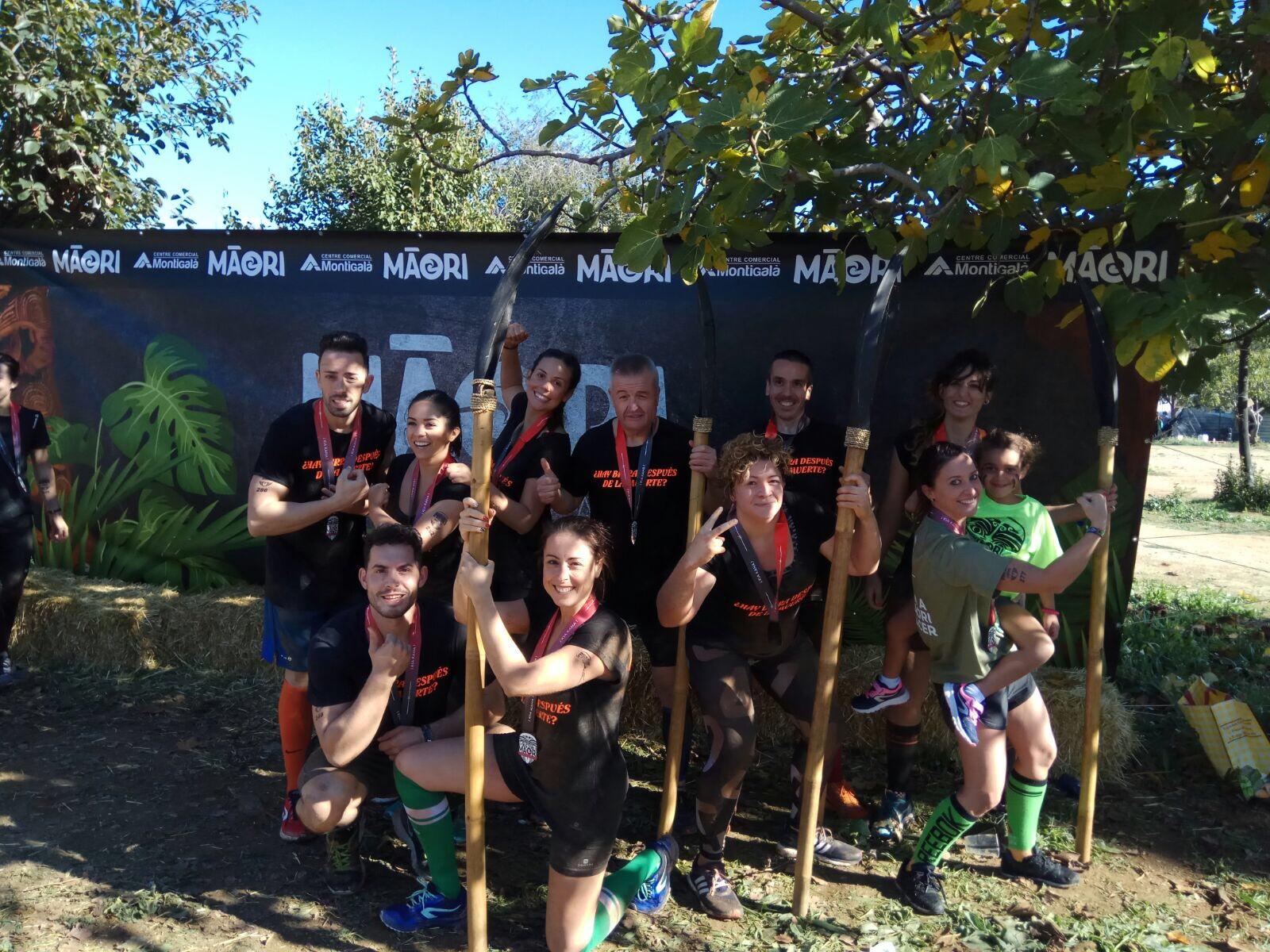crossfit sjd maori race 2017
