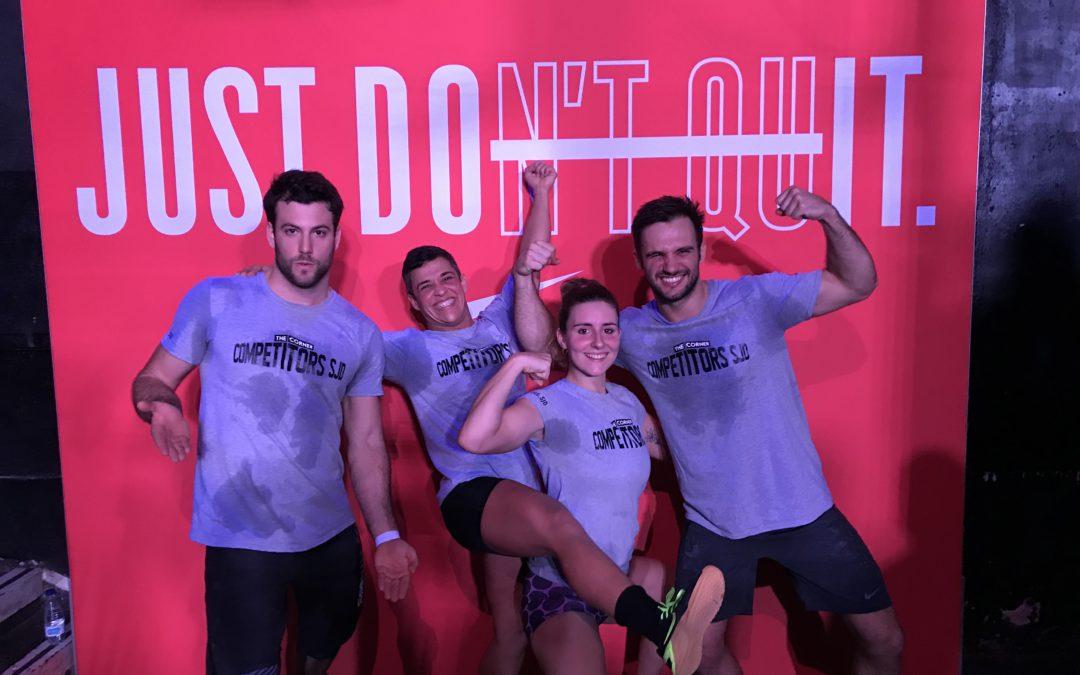 L'equip de CrossFit SJD es queda a les portes de la final del Freakest Challenge 2017