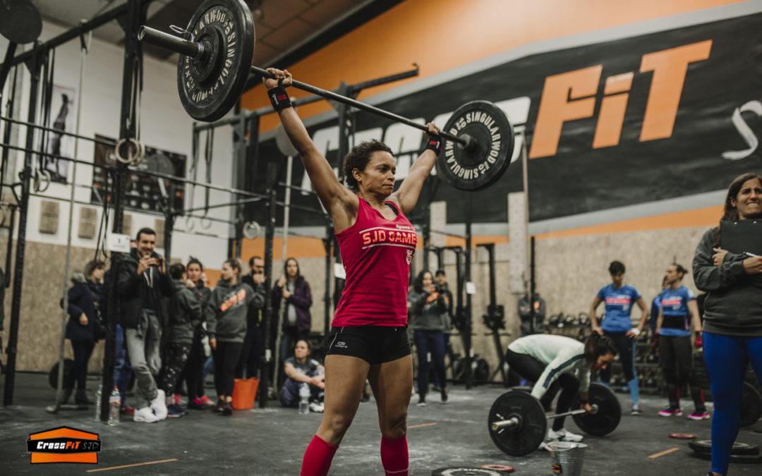 """Inés Nguema: """"CrossFit ja forma part de la meva vida, ha entrat a la meva família"""""""