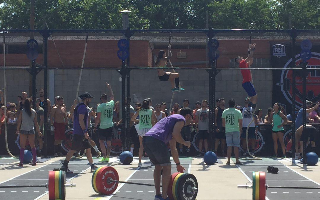 Atletes de CrossFit SJD participen als X-Fire 2018