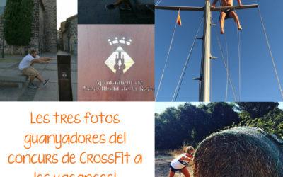Concurs de fotos de CrossFit a les vacances 2018