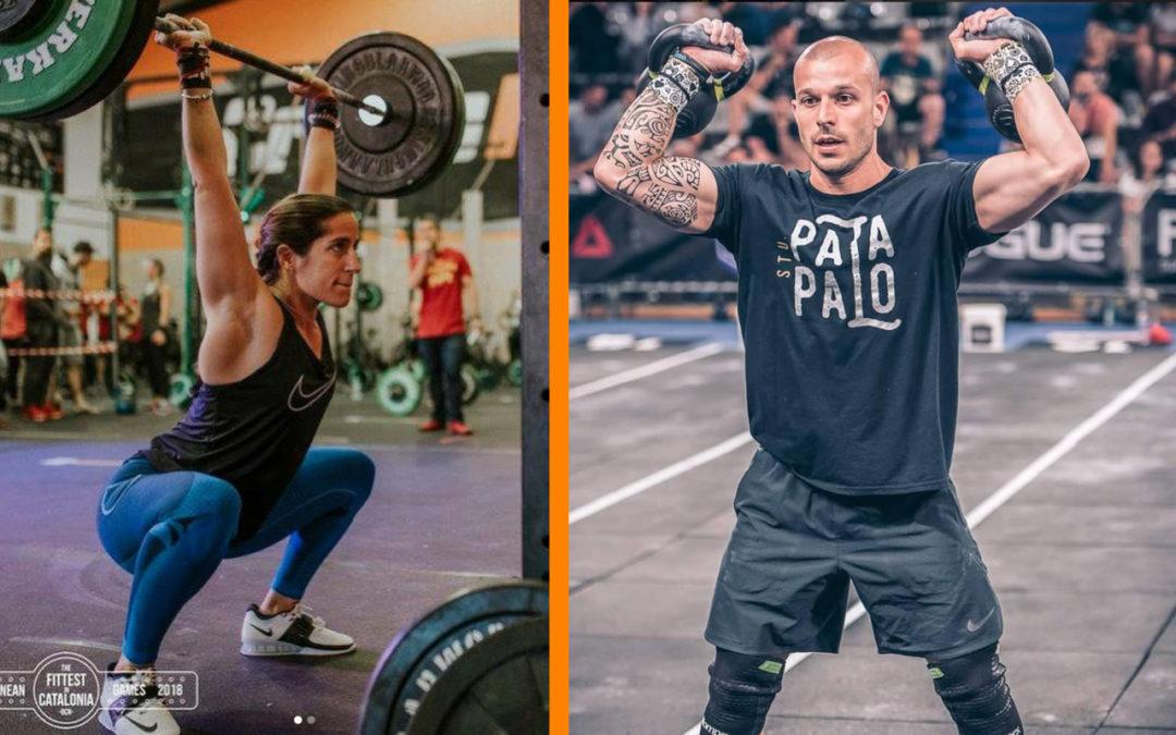 Jesús Ruiz i Ariadna Roca, nous coaches de CrossFit SJD