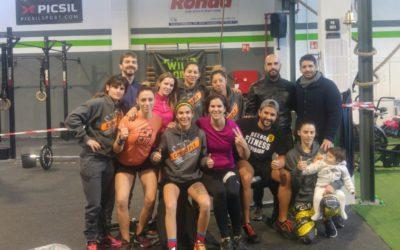 Primer WOD de la ProDivision League a CrossFit Loom
