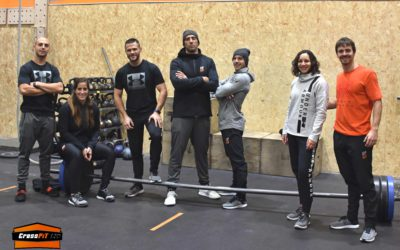 Under Armour, col·laborador de CrossFit SJD