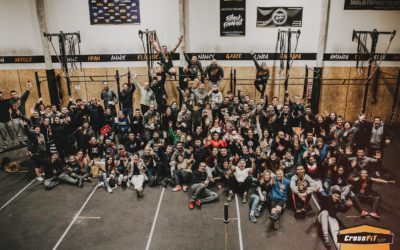 SJD Games 2019, la competició interna de CrossFit SJD