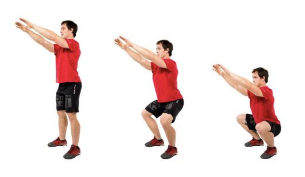 10 exercicis que pots fer a casa per millorar la mobilitat del teu squat